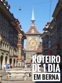 A Suíça possui muitas cidades lindas, cheias de atrativos maravilhosos, em apenas uma viagem é impossível conhecer todas elas. Na nossa viagem a Suíça em junho de 2015, entre as cidades que decidimos conhecer estava Berna, nossa passagem por lá foi rápida, mas conseguimos visitar muitos lugares interessantes, por isso preparamos um roteiro de 1 dia em Berna para te ajudar a montar sua viagem.
