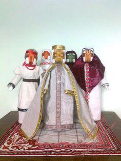 Історичні персонажі в образі ляльки-мотанки