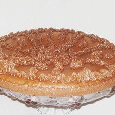 Délicieuse tarte chocolat noisette