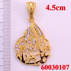 Wholesale religion jewelry, Arab muslim islamic allah pendants,Free Shipping by CPAM,18K Gold Plated Jewellery For Women Valentine Day Gifts, Valentines, Ramadan Gifts, Farewell Gifts, Madina, Friendship Gifts, Bridal Shower Gifts, Engagement Gifts, Thank You Gifts