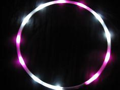 LED hula hoop! one day...