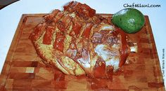 Por Chef Milani Nieves para ChefMilani.com El pernil es la parte alta pegada a la cadera. Algunos la conocen como paleta o paletilla de cerdo. Ingredi