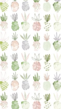 Update Your Laptop Desktop And Mobile With A Set Of Illustrated Wallpapers By Emma Kate