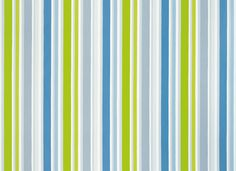 Around the world fabric -Sweetpea Stripe - Cobalt f1803/03