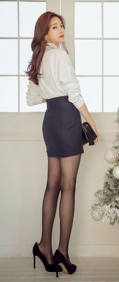159 Best Tight Skirt Images Fashion Women Mini Skirts