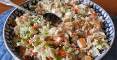 Old Fashioned Icebox Coleslaw