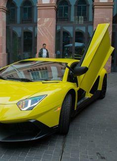 Lamborghini Aventador 50 anniversario