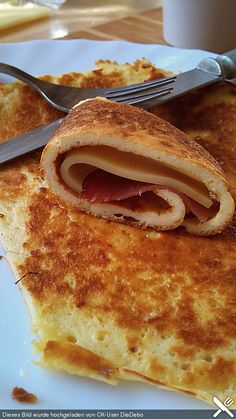 Low Carb Pfannkuchen