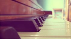 piano- sing a new song until the Lord
