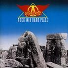 Aerosmith Rock In A Hard Place on Numbered RemasterWith Steven Tyler on vocals, Joe Perry and Brad Whitford on guitars, Tom Hamilton on bass Brad Whitford, Joe Perry, Rock And Roll Bands, Rock N Roll, Lp Cover, Cover Art, Heavy Metal, Classic Rock Albums, Classic Album Covers