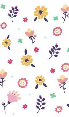 Pattern shared by 𝐆𝐄𝐘𝐀 𝐒𝐇𝐕𝐄𝐂𝐎𝐕𝐀 👣 on We Heart It Vintage Flowers Wallpaper, Flower Background Wallpaper, Cute Wallpaper Backgrounds, Wallpaper Iphone Cute, Flower Backgrounds, Cute Wallpapers, Textile Pattern Design, Apple Watch Wallpaper, Whatsapp Wallpaper