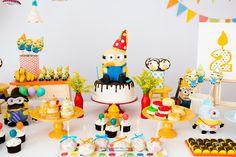Frescurinhas Personalizadas: Festa Minions!!!