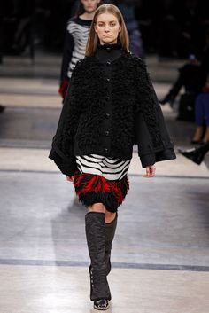 Sacai Fall 2013 Ready-to-Wear Collection Photos - Vogue
