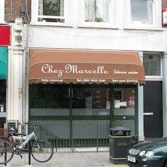 Chez Marcelle, Lebanese food by Kensington Olympia #london #food #restaurant