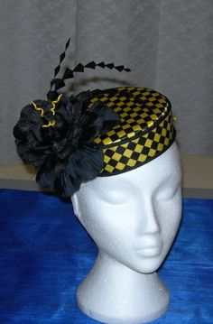'HARRIET' BY MARION LOWE #millinery #hats #HatAcademy