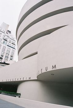 Guggenheim Museum of Art NY, NY