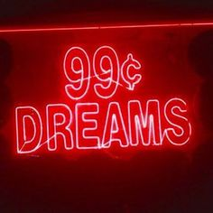 99¢ DREAMS . . . . . . . .#aesthetic #tumblr #red #grunge #edgy #theme http://butimag.com/ipost/1561005101963243617/?code=BWpzd6jF3Bh