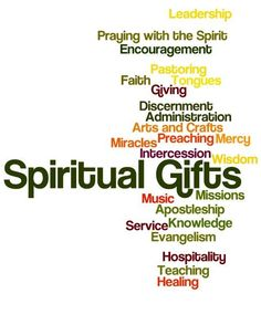 An overview of what spiritual gifts are and what spiritual Gifts are not. Includes a link to a spiritual gifts self-test.