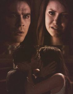 Image uploaded by katherine pierce. Find images and videos about love, kiss and the vampire diaries on We Heart It - the app to get lost in what you love. Katherine Pierce, Damon Salvatore, Delena, Caroline Forbes, Elena Damon, Ian And Nina, Vampire Love, Original Vampire, Mystic Falls