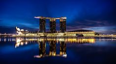Blue & Gold MBS by Edward Tian on 500px