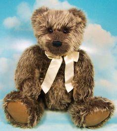 TY Classic Bear Winthrop 2001 Plush Stuffed Animal, can't find mine :( Ty Animals, Ty Stuffed Animals, Ty Bears, Big Eyes, Plush, Teddy Bear, Beanies, Classic, Gift Ideas