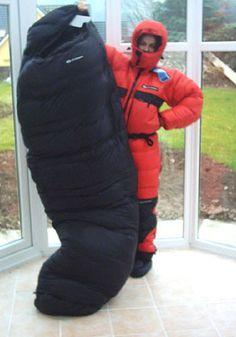 Winter Suit, Winter Gear, Down Sleeping Bag, Sleeping Bags, Down Suit, Moon Boots, Bib Overalls, Snow Pants, Canada Goose Jackets
