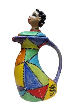 """A Bird in teh Hand"" - by Teapots.co.za"