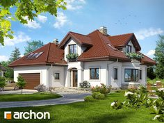3 Bedroom Bungalow, Bungalow House Design, Cottage Design, Two Bedroom Floor Plan, House Construction Plan, Pool Houses, Home Fashion, House Plans, Home And Family