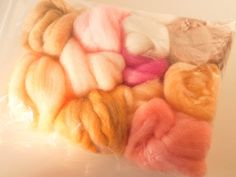 Phat Fiber giveaway of some lovely wool from Smokey Mountain Fibers