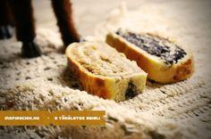 beigli recept Days To Xmas, Xmas Food, Food Plating, Banana Bread, Lime, Food And Drink, Favorite Recipes, Sweets, Xmas Recipes