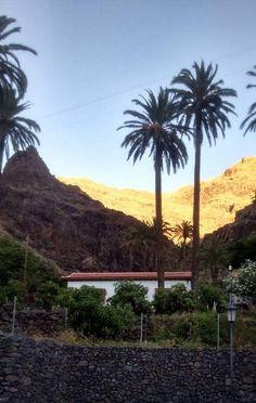 La Gomera. Canary Island. Spain.