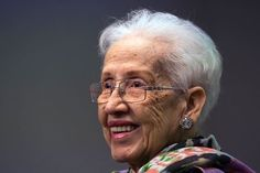 Former NASA scientist Katherine Johnson will receive an honorary doctorate degree from Clark Atlanta University during the school's commencement on Monday.