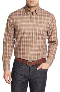 Mens Designer Shirts, Sports Shirts, Shirt Outfit, Professor, Shirt Designs, Polo Ralph Lauren, Men Casual, Nordstrom, Plaid