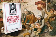 Un libro en el que se estudia a fondo la forma de vida en la tierra de Guadalajara durante el siglo XVI. Un estudio clásico del hispanista Noël Salomon.