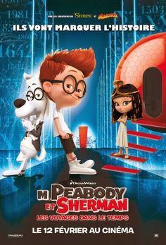 Bay Peabody ve Meraklı Sherman Zamanda Yolculuk Türkçe Dublaj İzle