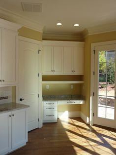 MJR Homes Custom Built-Ins