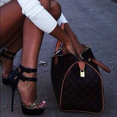 #girlstreetfashion #legs #heels #louisvuitton #handbag #hottestshoesever