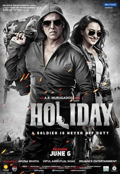 Watch Holiday: A Soldier Is Never Off Duty (2014) Full Movie Online DVDRip/720p/1080p - WRmovies.net