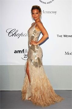 0cd09a8b6ee Bar Rafaeli (AmfAR - Cannes 2012) Celebrity Gowns