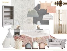 Little Girl's Playful Room Introduction and Sneak Peek