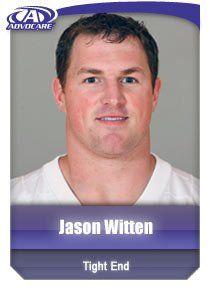 Jason Witten - AdvoCare Endorser