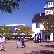 Lighthouse Place Premium Outlets - Michigan City, Indiana  <3  :)