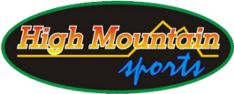 High Mountain Sports! A great places for all your outdoor gear.  21327 Garrett Hwy Deep Creek Lake MD