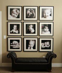 Photo display by jeri