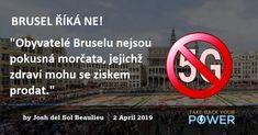 Je 5G síť celosvětovou hrozbou? Brusel se stal prvním velkým městem, které kvůli nepříznivým zdravotním vlivům blokuje 5G síť. Take Back, Lululemon Logo