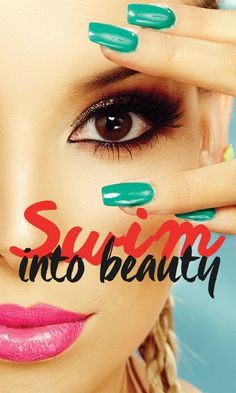 """Swim Into Beauty"" by ipsy"