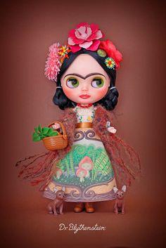 Frida! Dr Blythenstein
