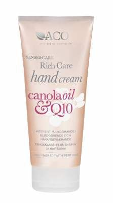 rich care hand cream