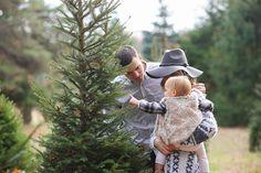 Christmas Tree farm family photos by Rut Maldonado   100 Layer Cakelet