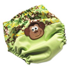 Blog | Turned & Topstitched Diaper with Blind Elastic (aka Ruffle Legs) | Babyville Boutique™